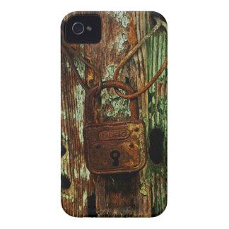 Caso oxidado lamentable de Iphone 4 de la iPhone 4 Case-Mate Fundas