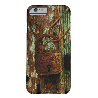 Caso oxidado lamentable de Iphone 6 de la Funda De iPhone 6 Barely There