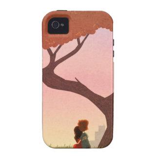 Caso pacífico de Iphone iPhone 4 Carcasa