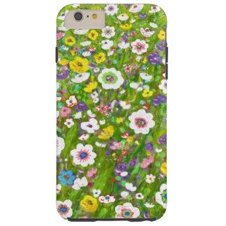 Caso pacífico del iPhone 6Plus del jardín de Rino Funda Resistente iPhone 6 Plus