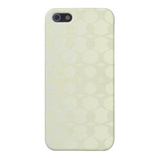 Caso pálido de IPhone iPhone 5 Funda