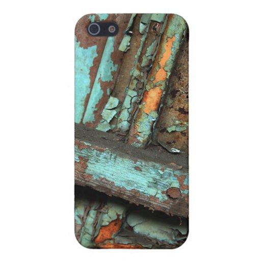 Caso para el iPhone 4/4S - extracto de la decadenc iPhone 5 Carcasa