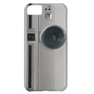 Caso pasado de moda del iPhone 5 de la cámara