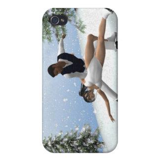Caso patinador del iPhone 4 iPhone 4 Coberturas