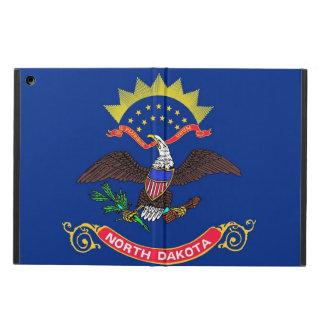 Caso patriótico del ipad con la bandera de Dakota