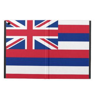 Caso patriótico del ipad con la bandera de Hawaii