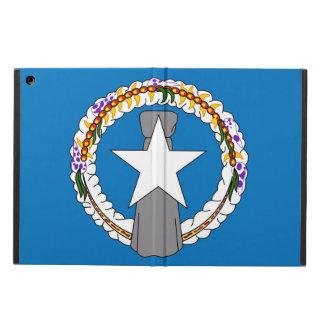 Caso patriótico del ipad con la bandera de Mariana