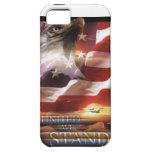 Caso patriótico del iPhone 5 iPhone 5 Case-Mate Protectores