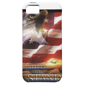 Caso patriótico del iPhone 5 iPhone 5 Carcasa