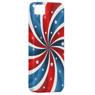 Caso patriótico del iPhone iPhone 5 Cárcasa