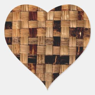 Caso perdido 2 calcomanías de corazones