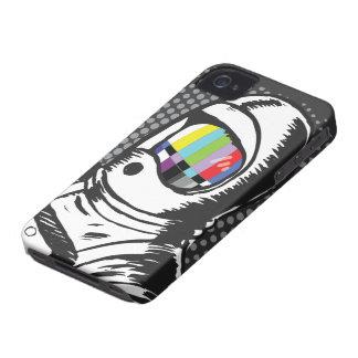 Caso perdido del iPhone 4 de la señal iPhone 4 Case-Mate Funda