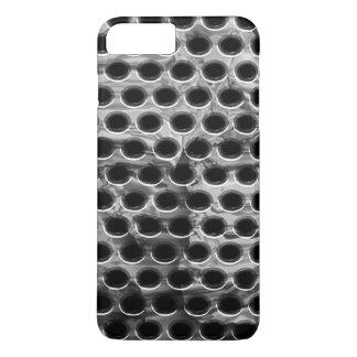 Caso perforado del iPhone del metal Funda iPhone 7 Plus