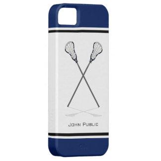 Caso personal del iPhone 5/5S de LaCrosse iPhone 5 Carcasas