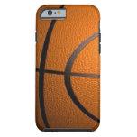 Caso personal del iPhone 6 del baloncesto