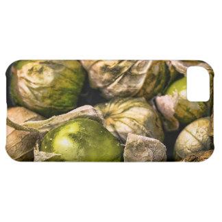 Caso picante del iphone 5 de Tomatillos Funda Para iPhone 5C