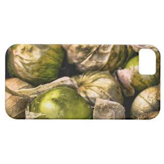 Caso picante del iphone 5 de Tomatillos iPhone 5 Funda