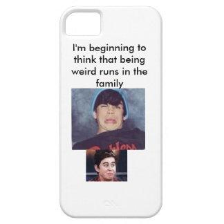 caso pie Nash y Hayes Grier del iPhone 5/5s iPhone 5 Carcasas