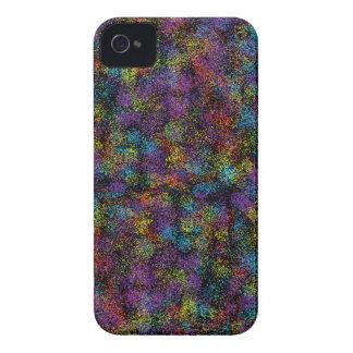 Caso pintado aerosol del iPhone 4 Case-Mate iPhone 4 Protectores