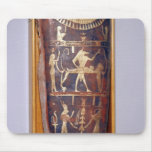 Caso pintado y dorado de la momia de Artemidorus Alfombrilla De Raton