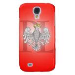 Caso polaco del iphone de Eagle