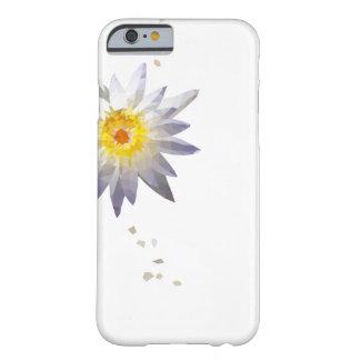 Caso polivinílico bajo de Waterlily Iphone 6 del Funda De iPhone 6 Barely There