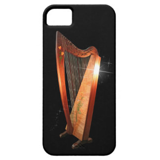 Caso popular del iPhone de la arpa iPhone 5 Carcasas