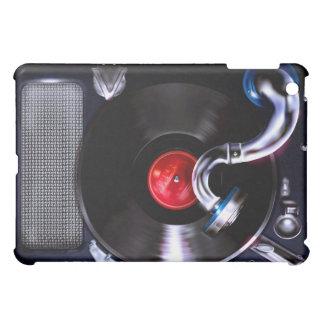 Caso portátil del iPad del fonógrafo