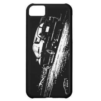 Caso posterior del iPhone 5 del tiro de la evoluci Carcasa iPhone 5C