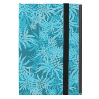 Caso Powis de la piña del iPad hawaiano del iCase iPad Mini Carcasas