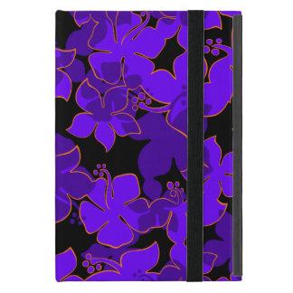 Caso Powis del iPad floral hawaiano del iCase de iPad Mini Carcasas