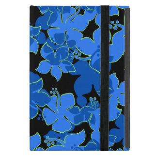 Caso Powis del iPad floral hawaiano del iCase de iPad Mini Cárcasa