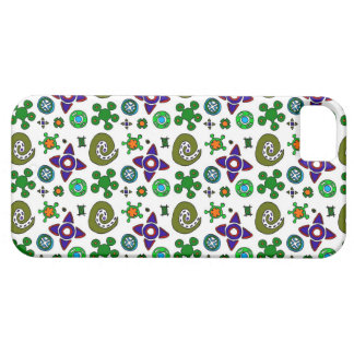 Caso prehistórico del iPhone 5/5S de la flora iPhone 5 Fundas