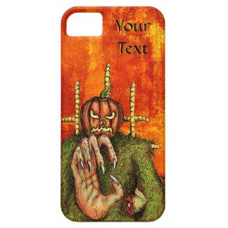 Caso principal de Halloween del espantapájaros de iPhone 5 Cobertura