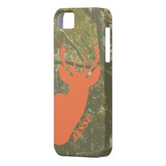 Caso principal del iPhone 5 de la caza Camo y de iPhone 5 Carcasas
