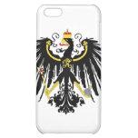 Caso prusiano del iPhone 4 de la bandera