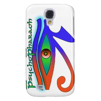 Caso psico de Horus Iphone del Pharaoh Funda Para Galaxy S4