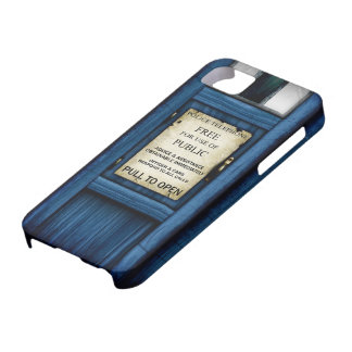 Caso público del iPhone de la muestra de la caja iPhone 5 Carcasas