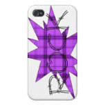 Caso PUNKY del iPhone 4 iPhone 4/4S Carcasas