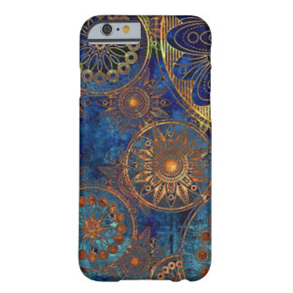 Caso punky del iPhone 6/6S Barely There del fiesta Funda Barely There iPhone 6