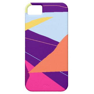 Caso quebrado del iPhone de los vidrios iPhone 5 Funda