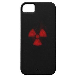 caso radiactivo ardiente del iphone iPhone 5 carcasa
