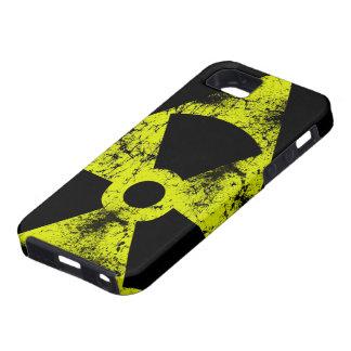 Caso radiactivo del ambiente del iPhone 5 iPhone 5 Fundas