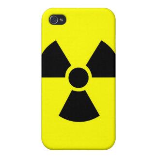 Caso radiactivo del iPhone 4 iPhone 4 Funda
