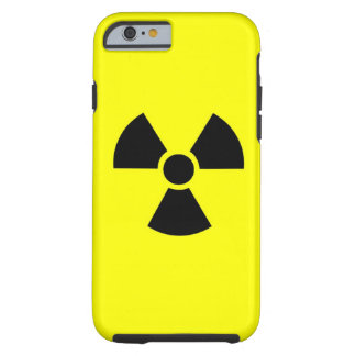 Caso radiactivo del iPhone 6 Funda Para iPhone 6 Tough