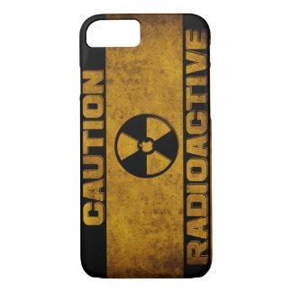 Caso radiactivo del iPhone Funda iPhone 7