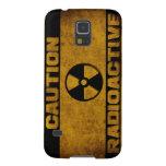Caso radiactivo S5 Funda Para Galaxy S5