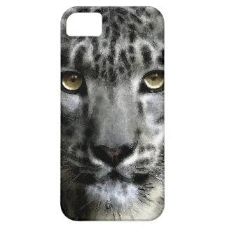 Caso raro del iPhone 5 de la fauna del gato grande iPhone 5 Cárcasa