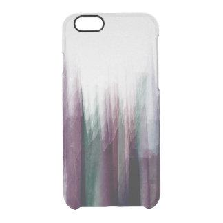 Caso reflexivo abstracto del iPhone Funda Clearly™ Deflector Para iPhone 6 De Uncommon