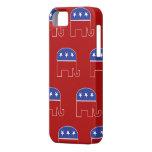 Caso republicano de IPhone del elefante Funda Para iPhone SE/5/5s